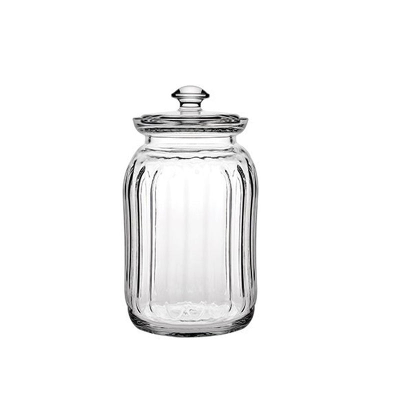 Pasabahce VIVA Glass Jar With Lid - 2500 Ml