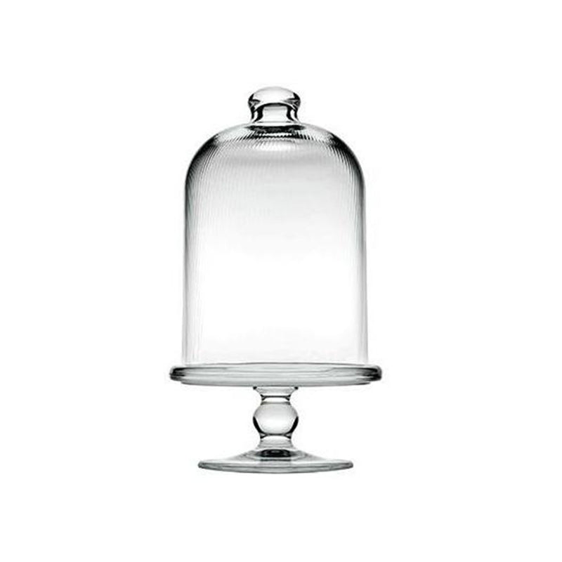 Pasabahce Glass Bonbonniere with Lid