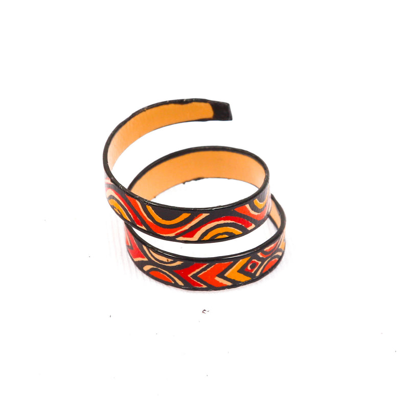 Uniart African Tribal Ring lll