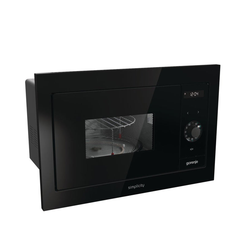 Gorenje Stainless Steel Microwave Oven 60 cm
