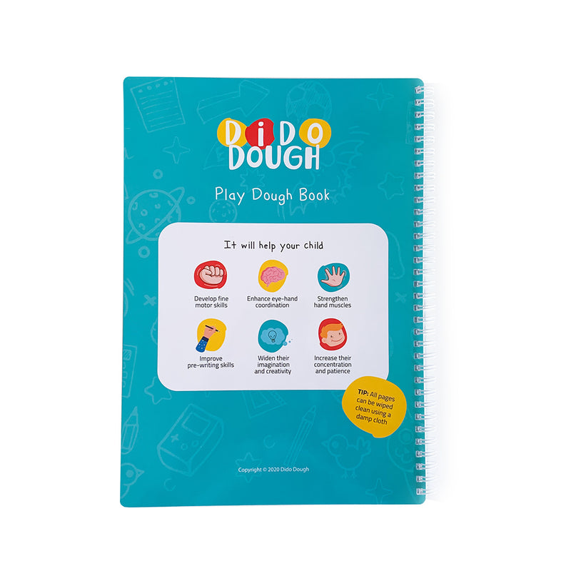 Dido Dough Playdough Book