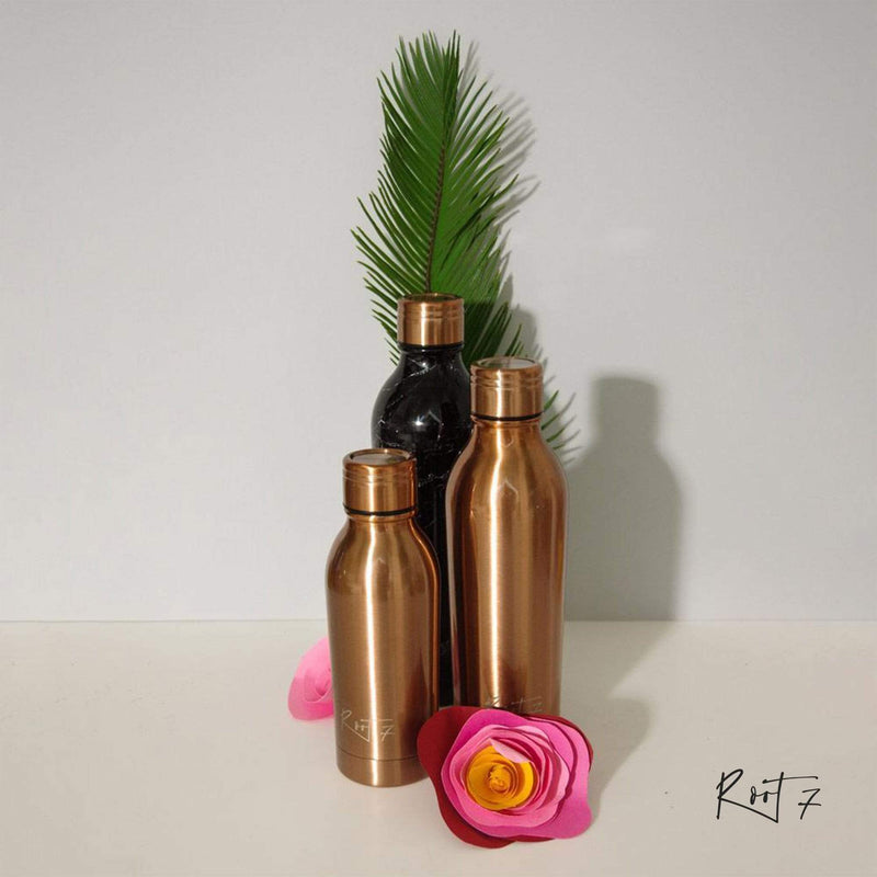 Root7 OneBottle® Brushed Copper
