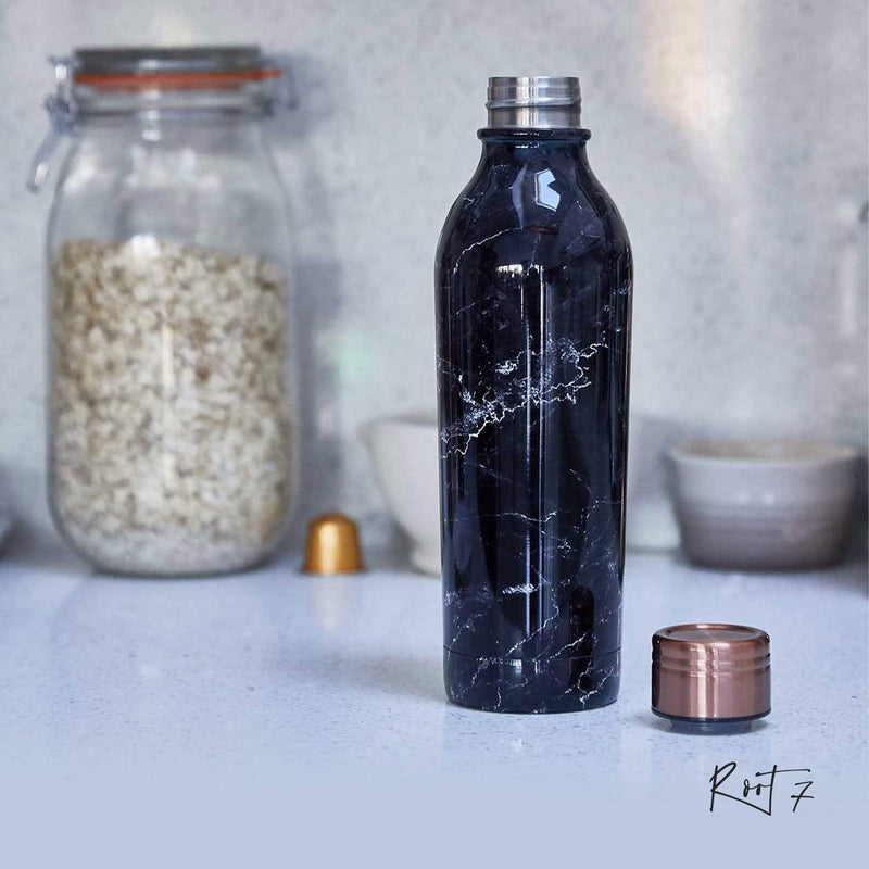 Root7 OneBottle® Black Marble