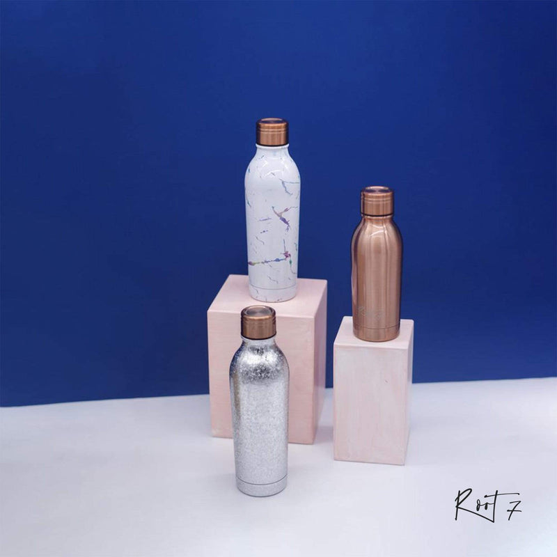 Root7 OneBottle® Silver Sparkle