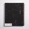 Fairuzy Marble Wire Notebook  A4  Size - 3 Subjects