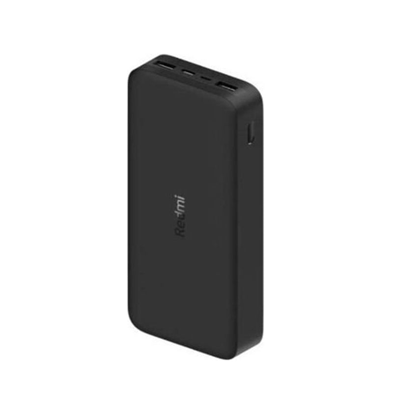 Xiaomi Redmi Fast Charge Power Bank 20000 mAh Black