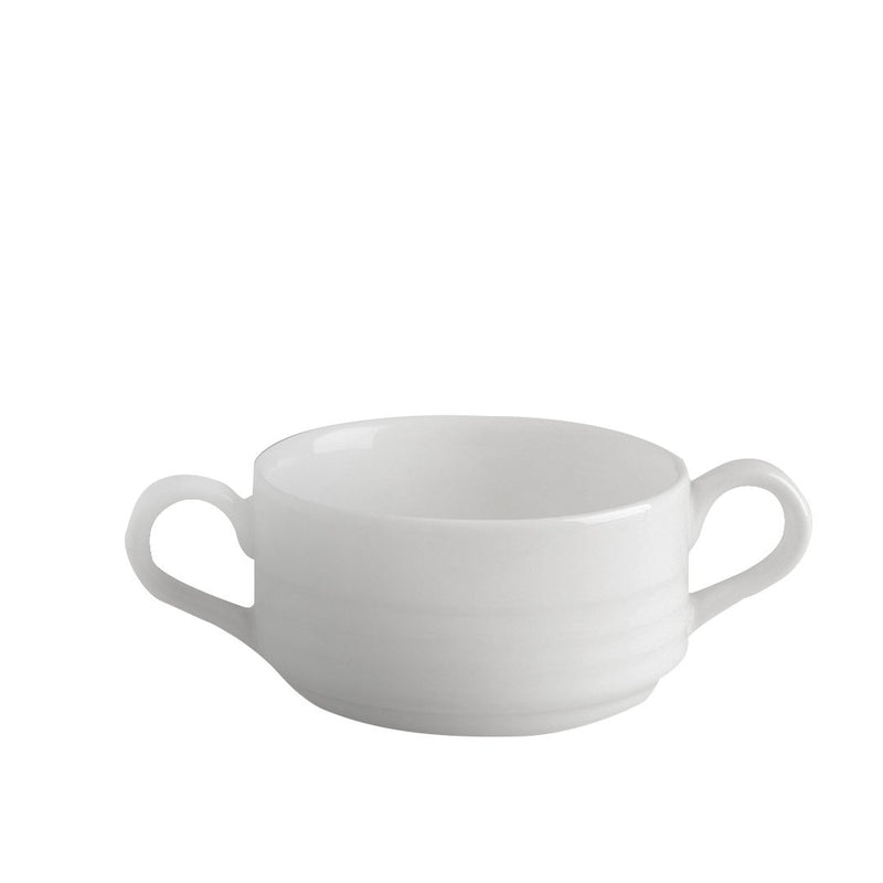 RAK Banquet Cream Soup Bowl with 2 handles - (6 pcs)