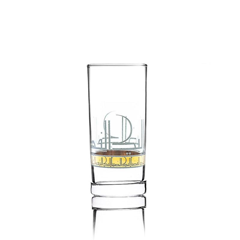 Set of 3 Pcs Highball Tumblers (Gold and Silver)