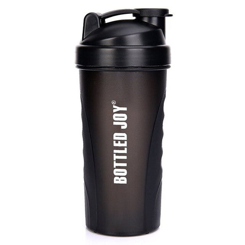 bottled joy gym water bottle bidon my shaker bottle 700ml