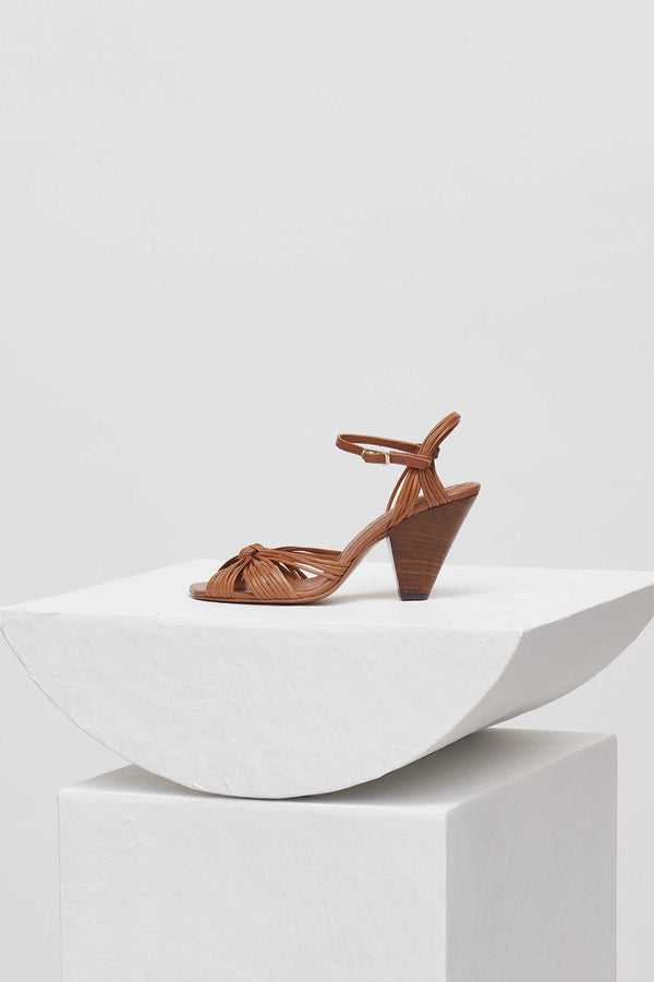 COLORADO -Tierra Leather Knot Sandals