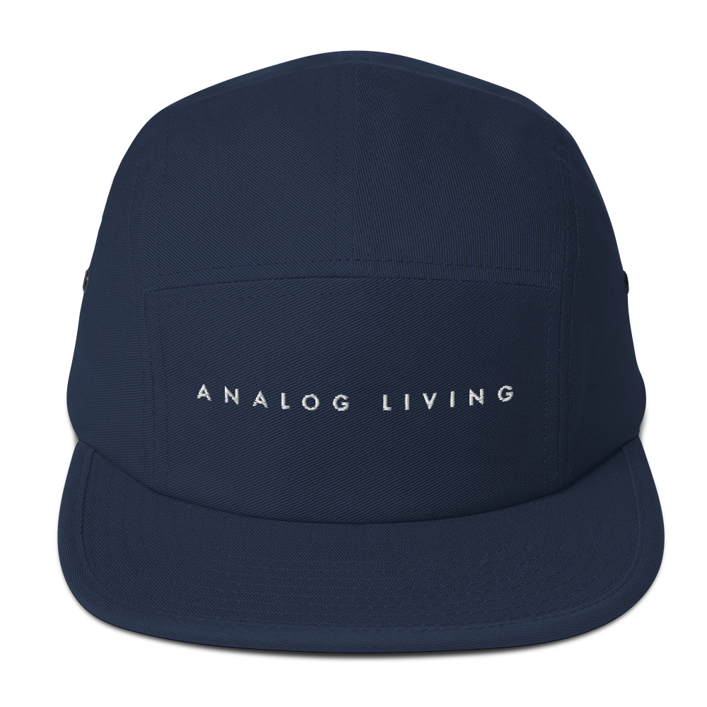 Analog Five Panel Cap