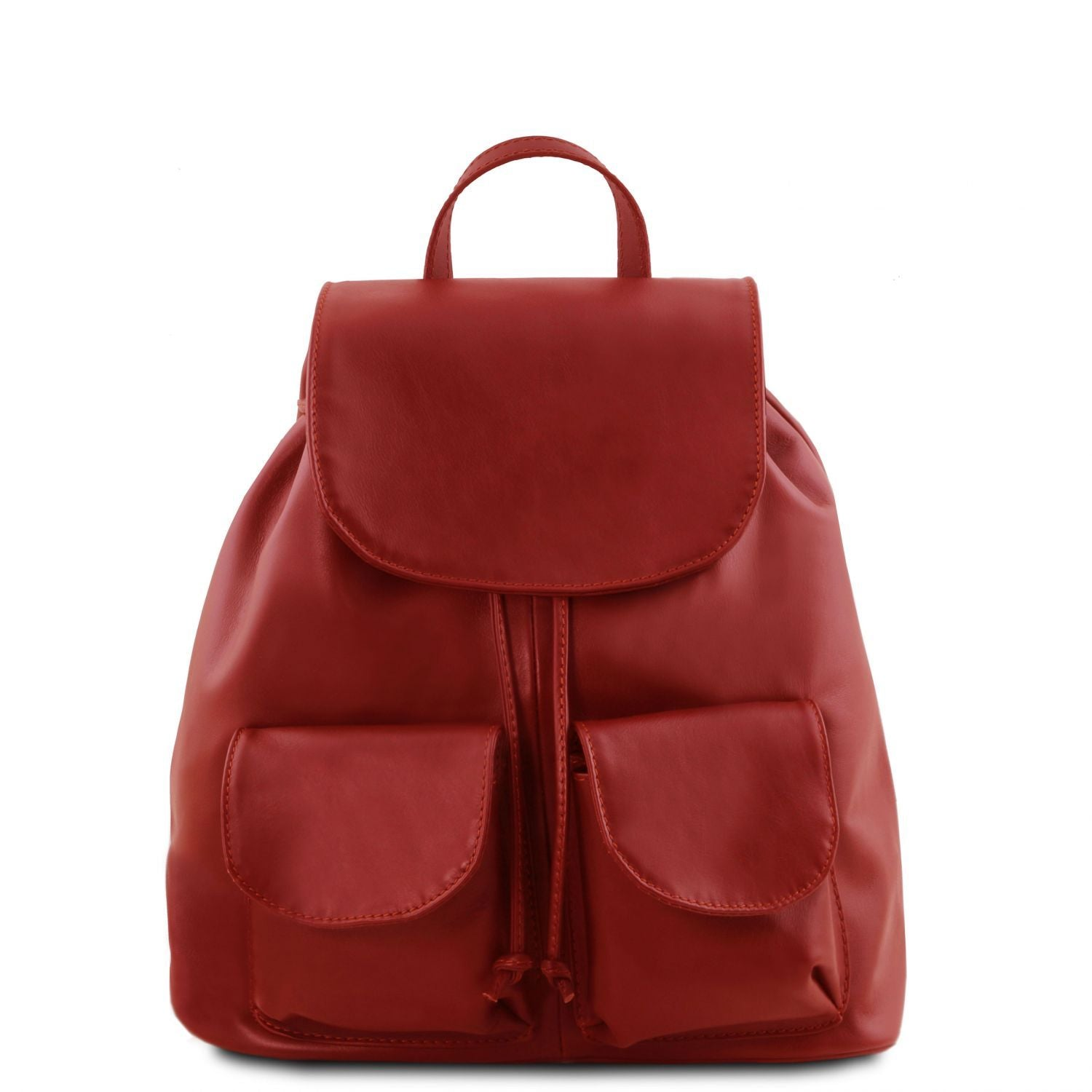 Seoul - Leather backpack - Small size (TL141508) - DILUSSOBAGS