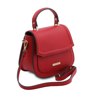TL Bag - Leather handbag (TL141941) - DILUSSOBAGS