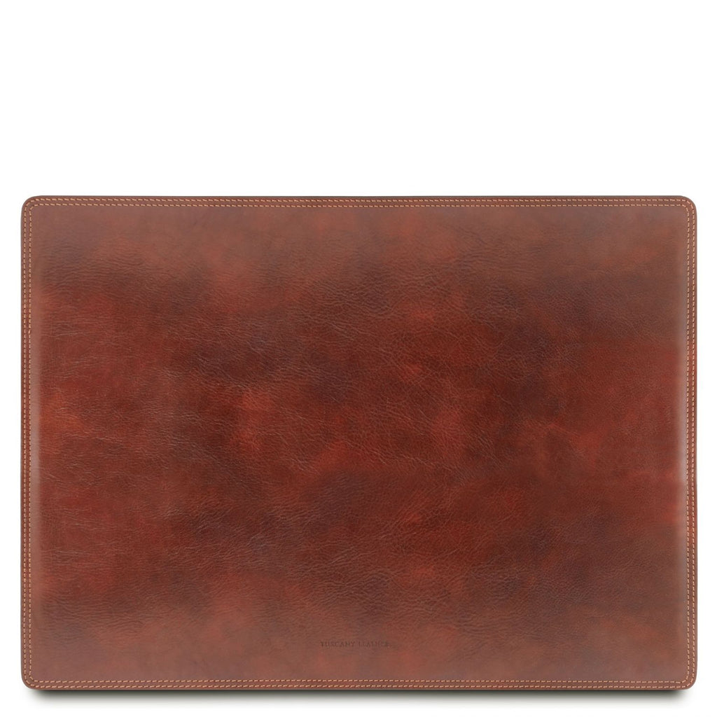 Leather Desk Pad (TL141892) - Leather desk accessories | DILUSSOBAGS