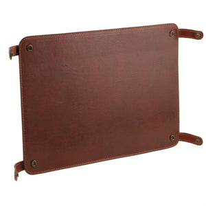 TL Smart Module - Leather Divider Module (TL141519) - Leather desk accessories | DILUSSOBAGS