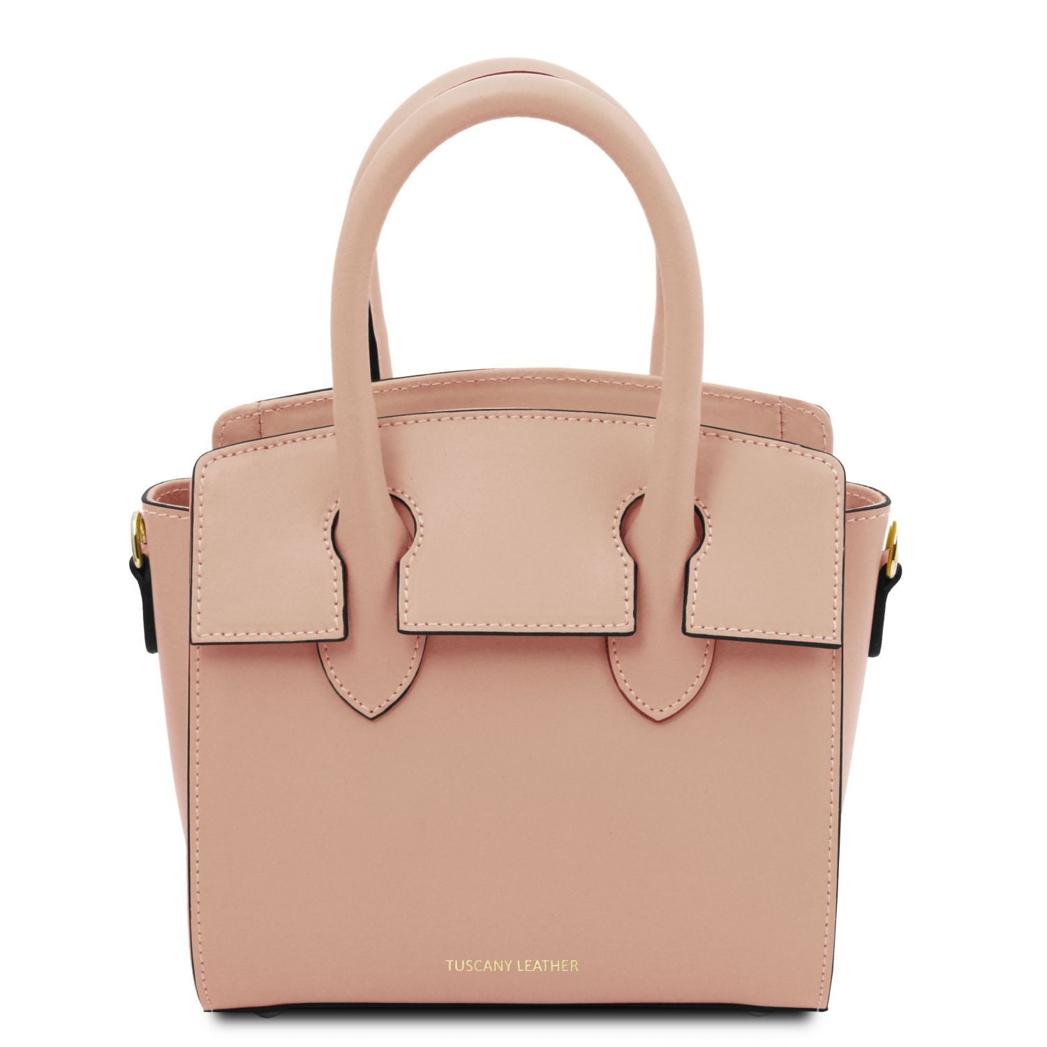 Brigid - Leather handbag - small size (TL141942) - Leather handbags | DILUSSOBAGS