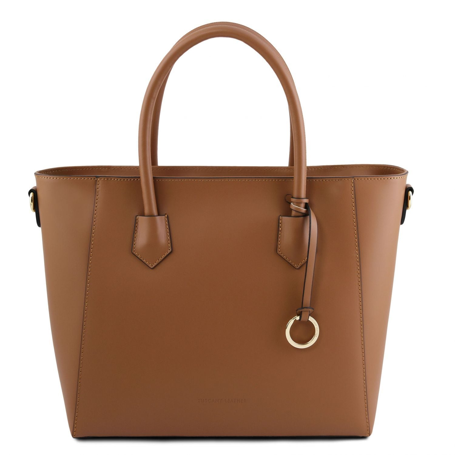 Aria - Leather tote (TL141823) - Leather handbags | DILUSSOBAGS