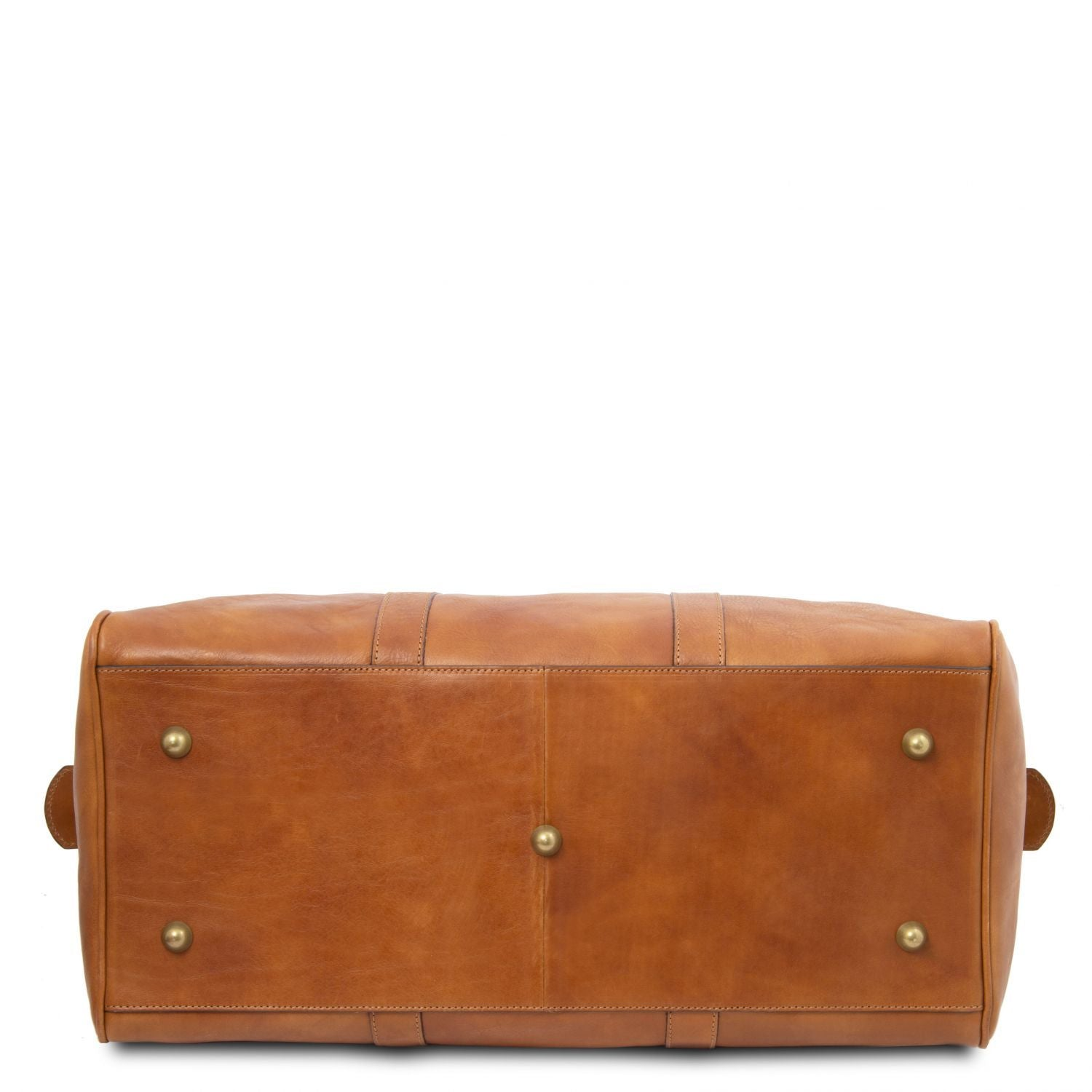 Oslo - Travel leather duffle bag - Weekender bag - Travel bag | DILUSSOBAGS