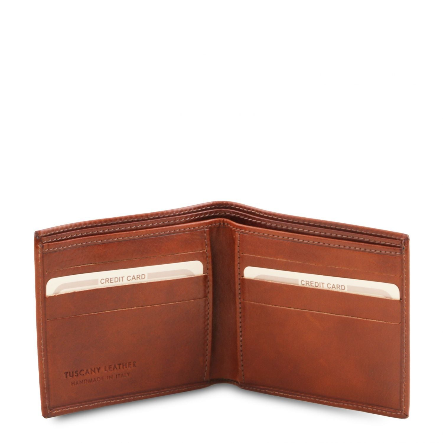 Exclusive 2 fold leather wallet for men (TL140797) - Leather wallets for men | DILUSSOBAGS