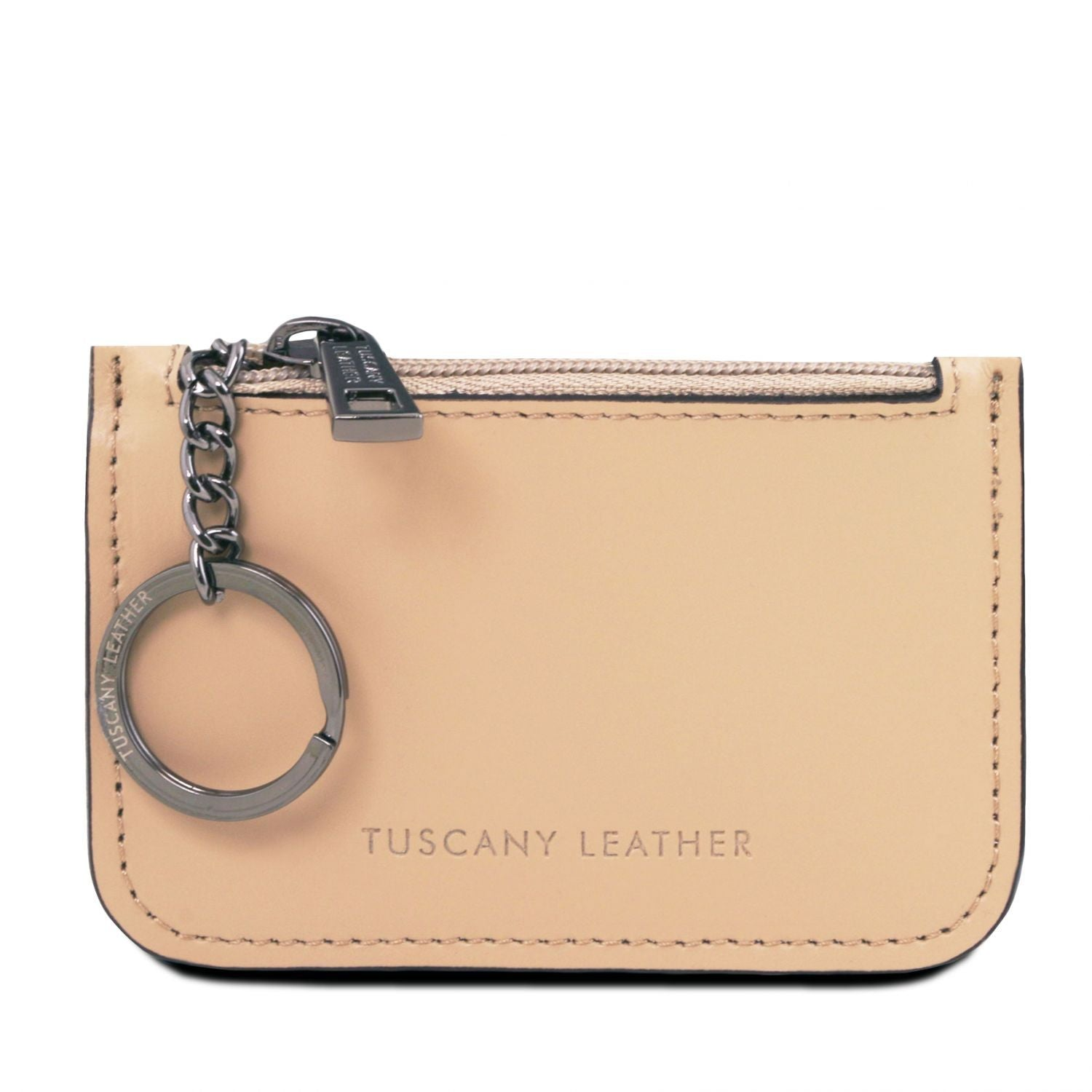 Leather key holder (TL141671) - Free time leather accessories | DILUSSOBAGS