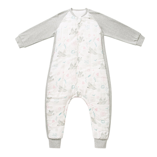 Sleeping Suit - Cheerful Birds 2.5 TOG