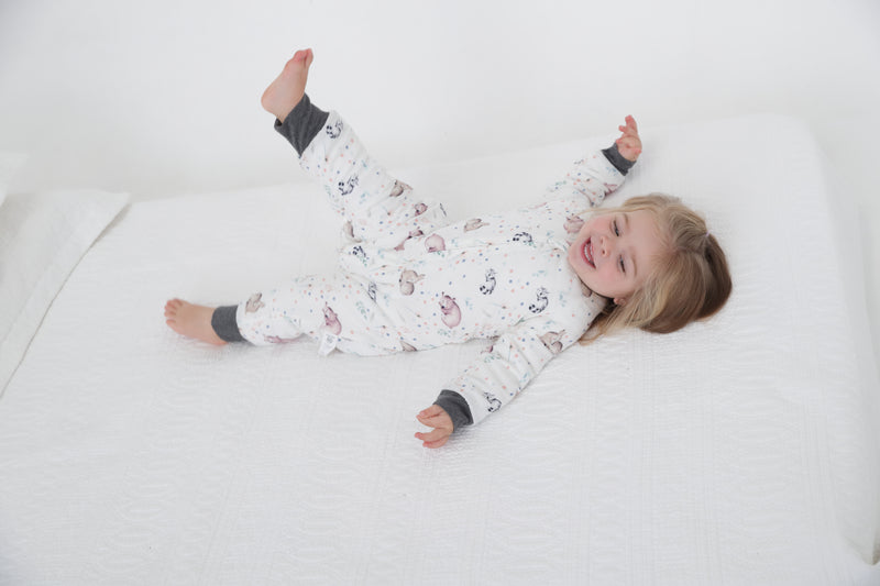 Sleeping Suit - Forest Animals 3.5 TOG