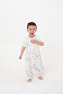 Sleeping Suit / Short sleeve - Flying Fish 0.23 TOG