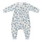 Sleeping Suit - Scribble Leaf 0.6 TOG