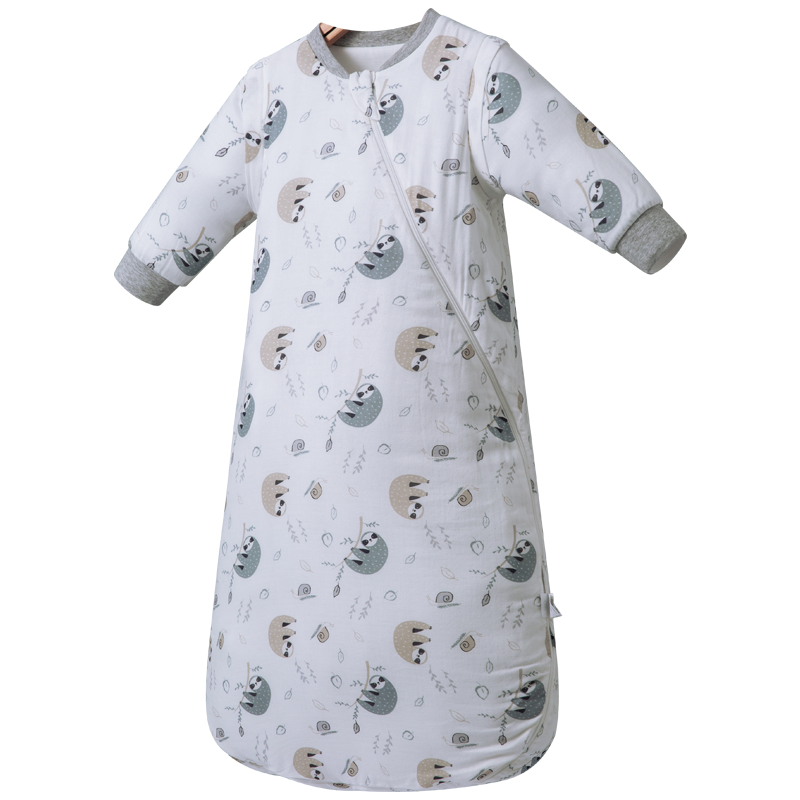 Sleeping Bag/removable sleeves- Sleepy Sloth 2.5 TOG
