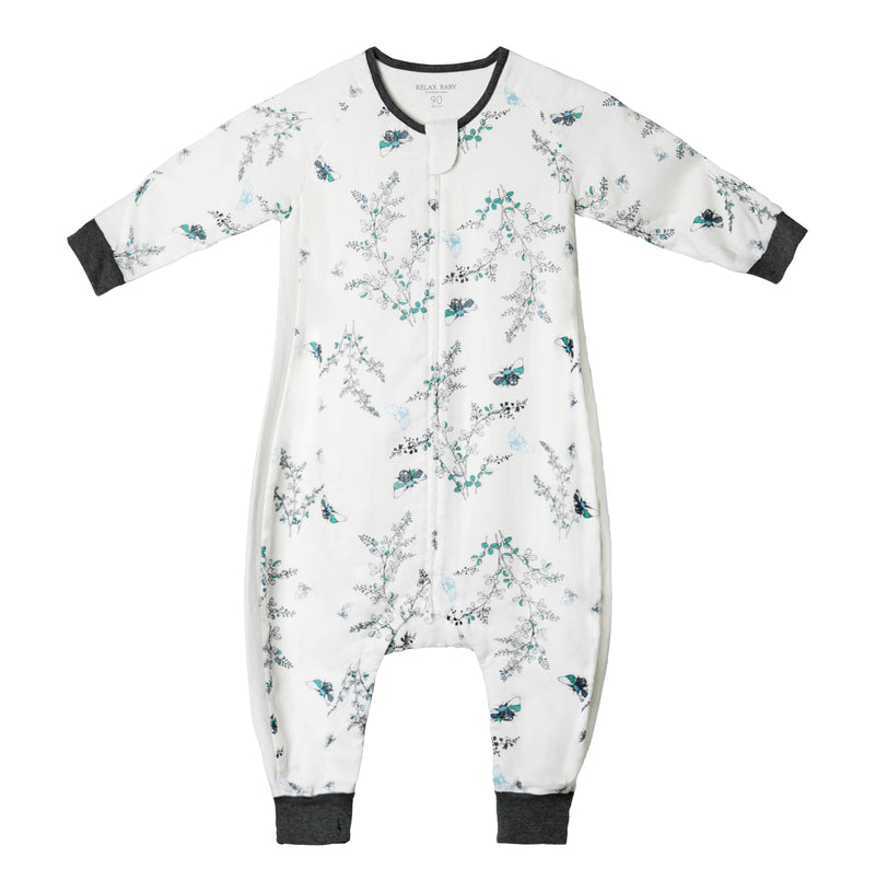 Sleeping Suit - Garden Dream 0,6 TOG