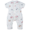Sleeping Suit / Short sleeve - Forest Animals 0.6 TOG