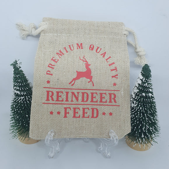 Reindeer Food Bags for your magic Reindeer this Christmas Eve