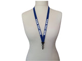 Neck Strap Lanyards Personalised With Your Text