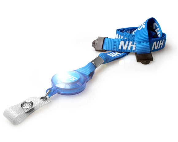 NHS Integrated Lanyard