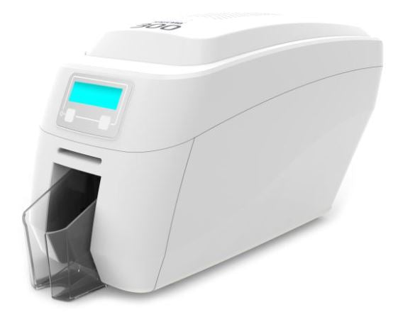 Magicard 300 ID Card Printer (Dual-Sided)