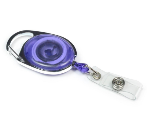 Purple Premier Yo-Yo Badge Reel