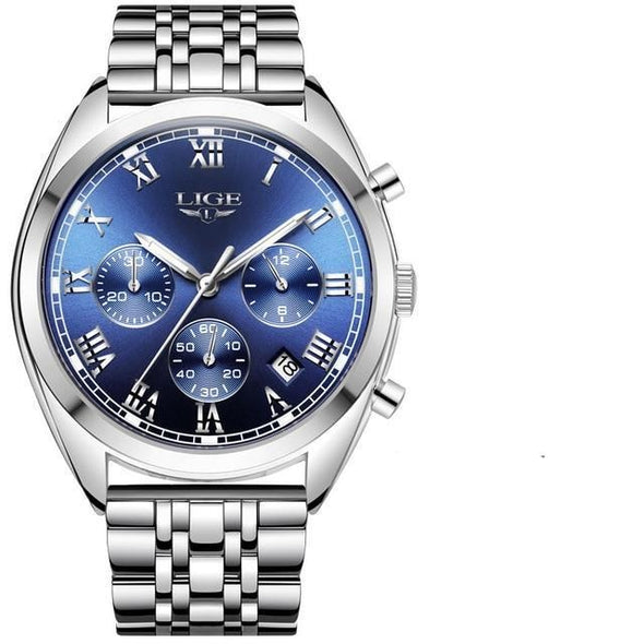 LG9582 - Waterproof 24 Hour Date Sport Quartz Watch