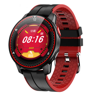 Jollynova - R18 Waterproof Fitness Tracker Heart Rate Monitor Smart Watch