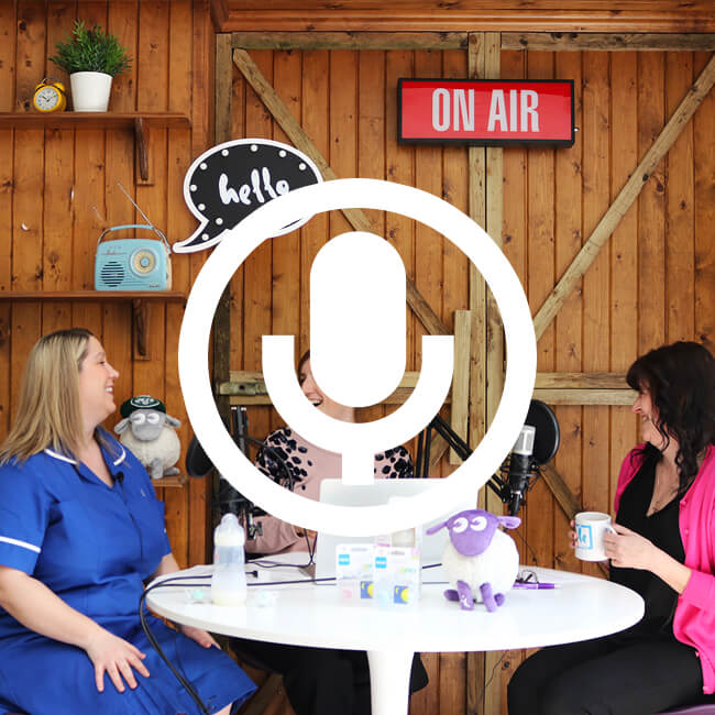 ask the midwife | Baby Dribble the Podcast episode 13