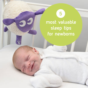 5 most valuable sleep tips for newborns