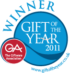 Gift of the Year 2011 Gift of the year for kids WINNER