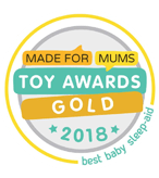 Made for Mums 2018 Best Baby Sleep Aid GOLD