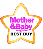 Mother & Baby 2015 Best Buy WINNER