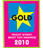 Right Start 2010 Best Baby Toy WINNER