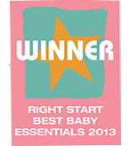 Right Start 2013 Best Baby Essentials WINNER