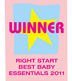 Right Start 2011 Best Baby Essentials WINNER