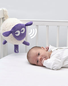 ewan Deluxe | Baby Shushing Sleep Sheep | purple