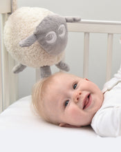 Load image into Gallery viewer, ewan the dream sheep | Baby Sleep Soother | grey