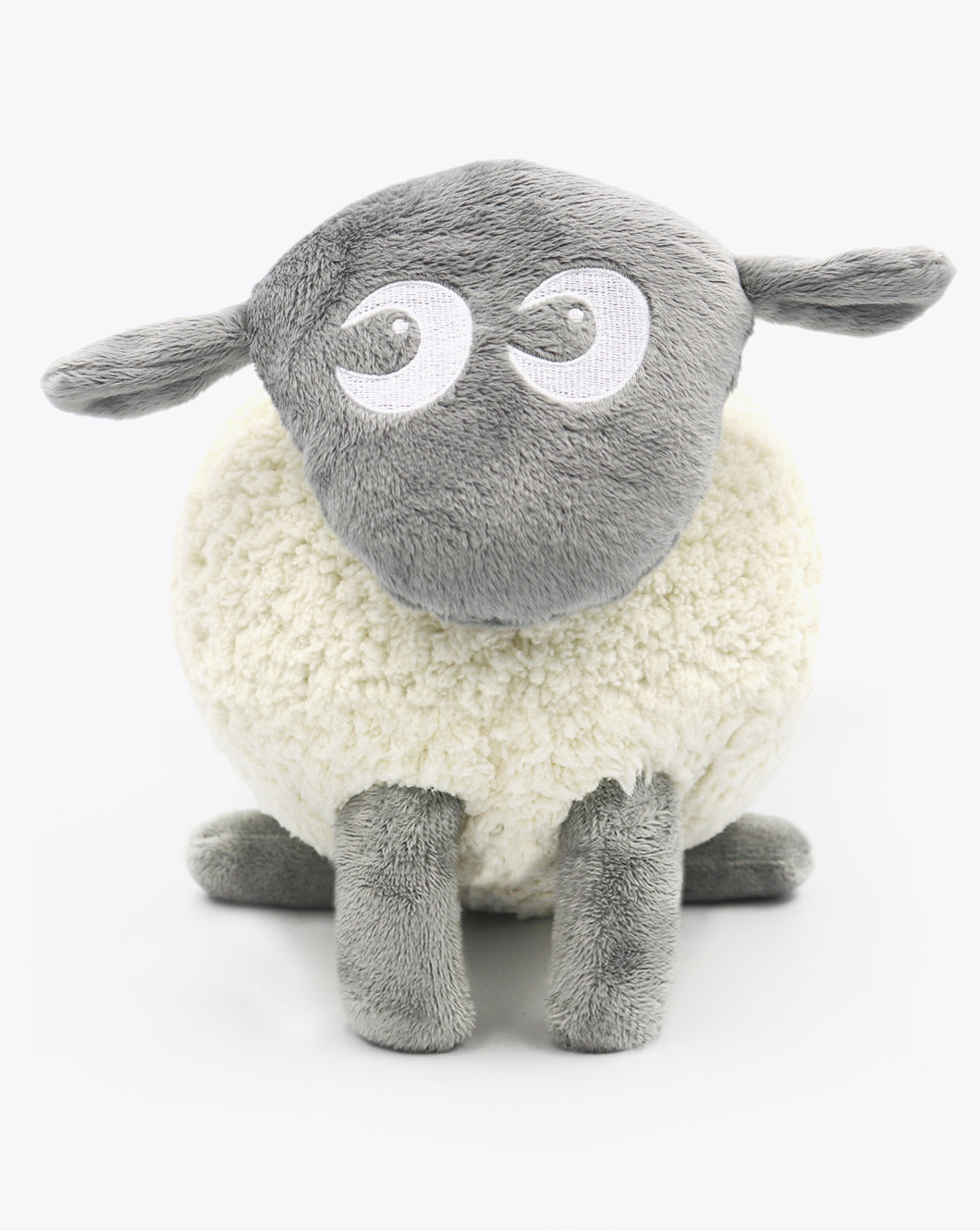ewan the dream sheep | Baby Sleep Soother | grey