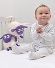 purple ewan the dream sheep snuggly bundle